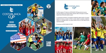 Available the Costa Blanca Cup 2020 brochure