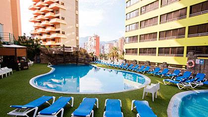 Foto HOTEL BENIDORM CELEBRATIONS